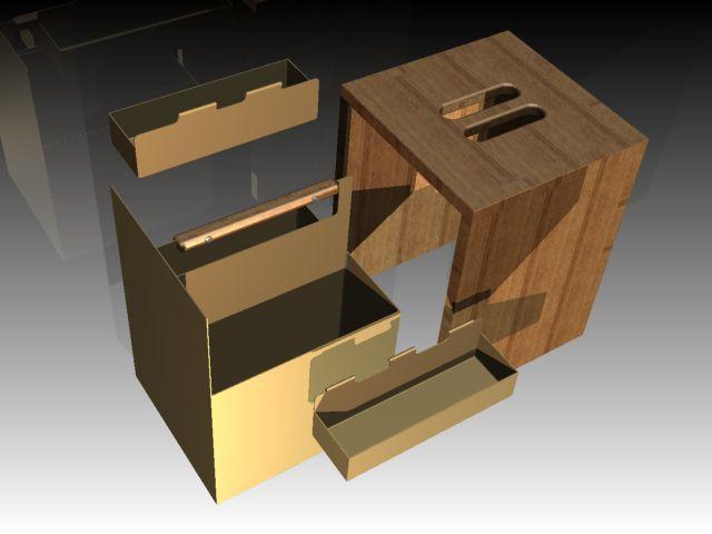 Tool box + stool - KeyCreatorSTEP / IGESAutodesk Inventor - 3D CAD model - GrabCAD & Tool box + stool - KeyCreatorSTEP / IGESAutodesk Inventor - 3D ... islam-shia.org