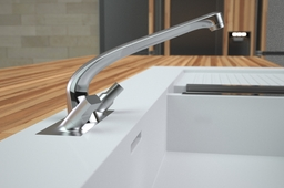 Damixa contest entry #7 Kitchen faucet
