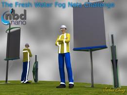 Fog Net - Joshua Chung