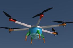 A Liquid Fertilizer Tank for an Agricultural Drone