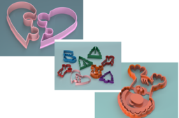 Christmas Cookie cutters collection