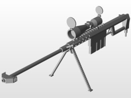 Gun/M82A1/M82/M80