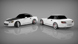 Honda S2000 Surface & Solid