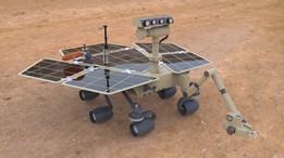 Mars Rover (Concept)