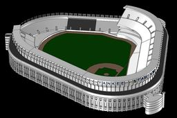 Yankee Stadium - Old