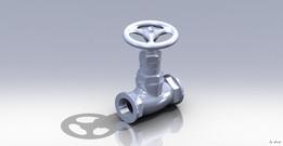 valve design (vana tasarımı)