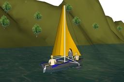 Insta-boat