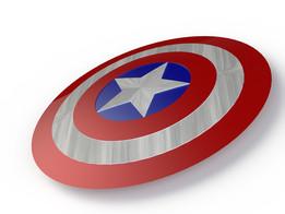 Escudo - Capitão América