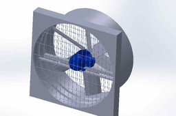 Exhaust Fan 1000mm