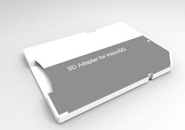 microSD card adapter