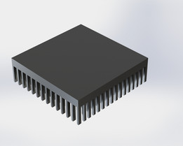 heatsink - Recent models | 3D CAD Model Collection | GrabCAD