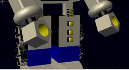 Computerized Robotic Megatron Transformers