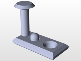 SW Nut and Bolt Assembly