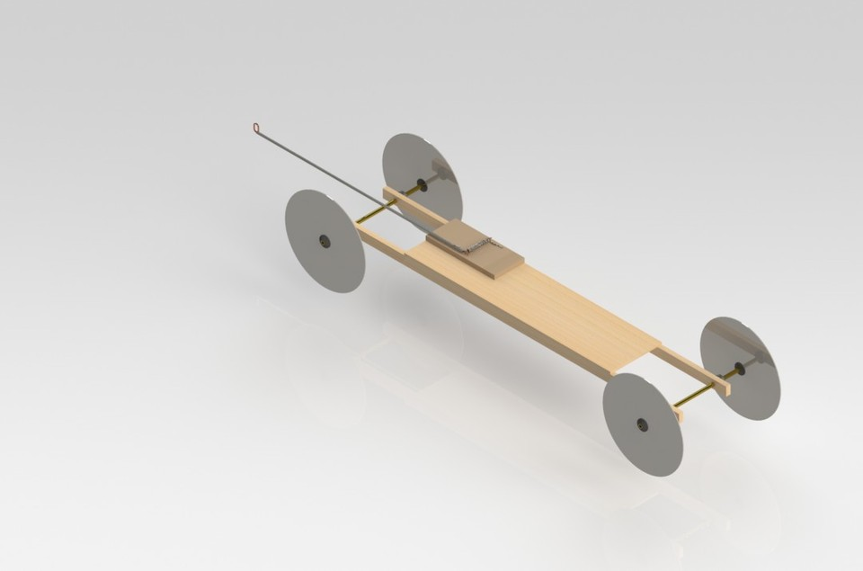 Mouse Trap Car Selowithjo