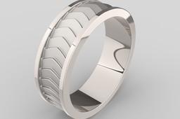 Ti Ring Proto #4