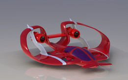 VTOL JET XR4-T