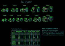 Simple Jaw Crusher
