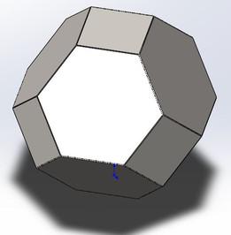 Усеченный октаэдр