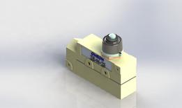 Omron Switch ZE-N-2S