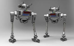 Johnny Walker (Combat Bot)