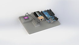 Arduino turning on motor