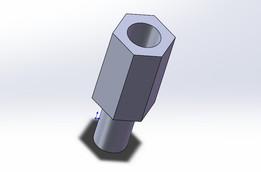 Distanziale M3 8mm