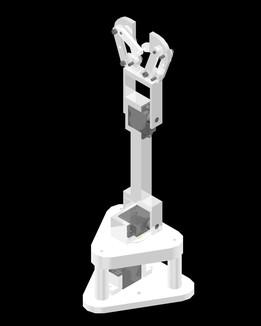 servo robotic arm