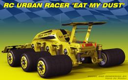 "RC UrbaN RaceR ""EAT MY DUST"""