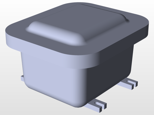 Explosion-Proof Enclosure With Panel | 3D CAD Model Library | GrabCAD