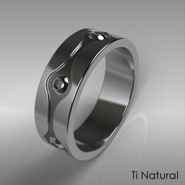 Engineer's wedding ring