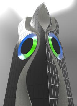 Solidworks City Building