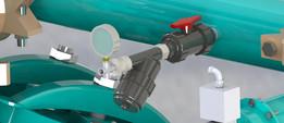 Sistema de alimentación hidráulica