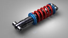 Bike shock-absorber