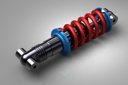Bike shock-absorber