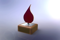 Blood Donor Trophy