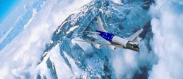 airplane  AİRBUS  A380