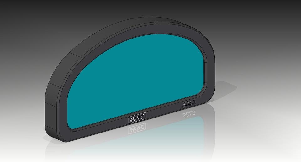 Motec SDL3 | 3D CAD Model Library | GrabCAD