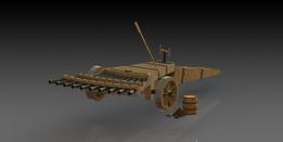Da Vinci Multi-Cannon