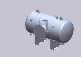Pressure vessel  ASME VIII