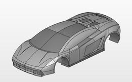 Lamborghini Gallardo BIW