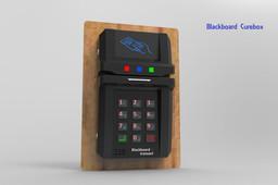 Blackboard curebox door access system