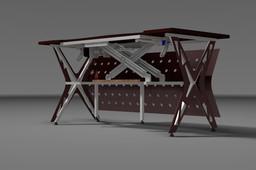 Desktop Elevator- X Table