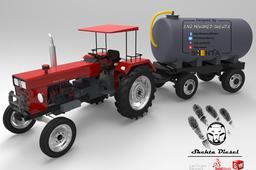 Shehta Diesel® Tractor