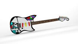 Custom Fender Mustang