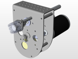 AwtyBOX FRC Gearbox