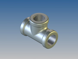 "RACCORDI UNIFICATI ANSI CON FILETTATURE DA 1/8""-4""NPT"