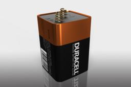 6 Volt Battery - to Spec