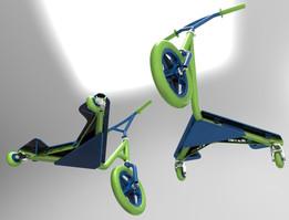 Razor Super Wing L