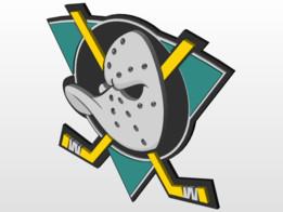 Anaheim Ducks Throwback