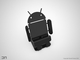 Android™ Phone deskstand